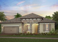 Nantucket - Country Club East - Eaglescliffe: Lakewood Ranch, Florida - Neal Signature Homes