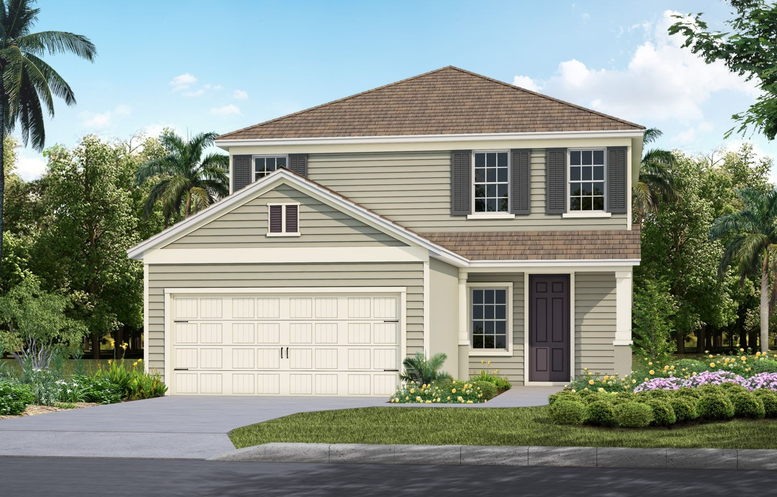 Exterior featured in the Honor By Neal Communities in Sarasota-Bradenton, FL
