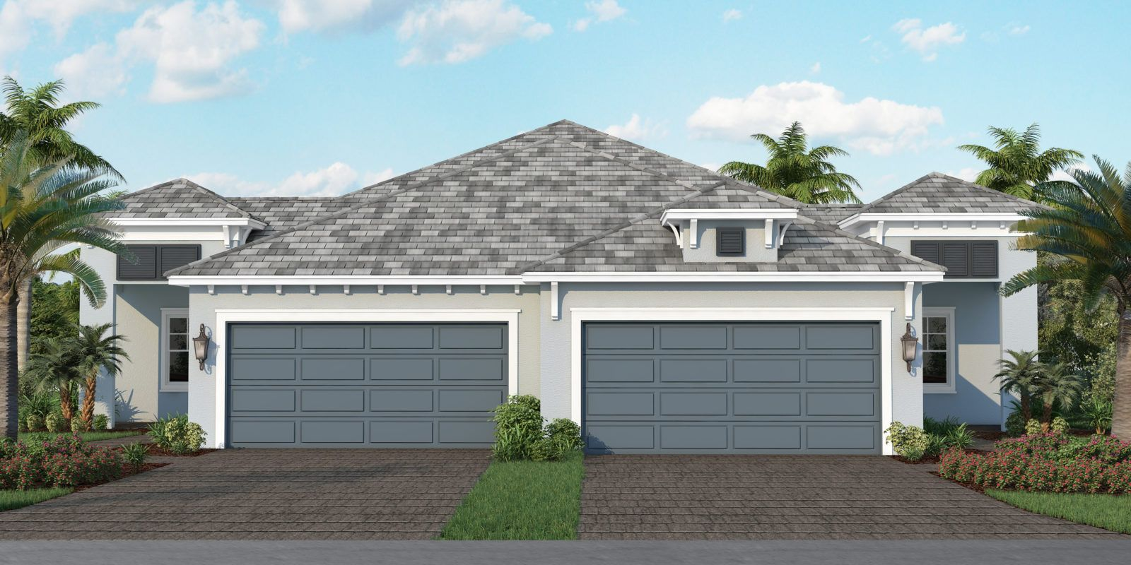 Exterior featured in the Tidewater B By Neal Communities in Sarasota-Bradenton, FL