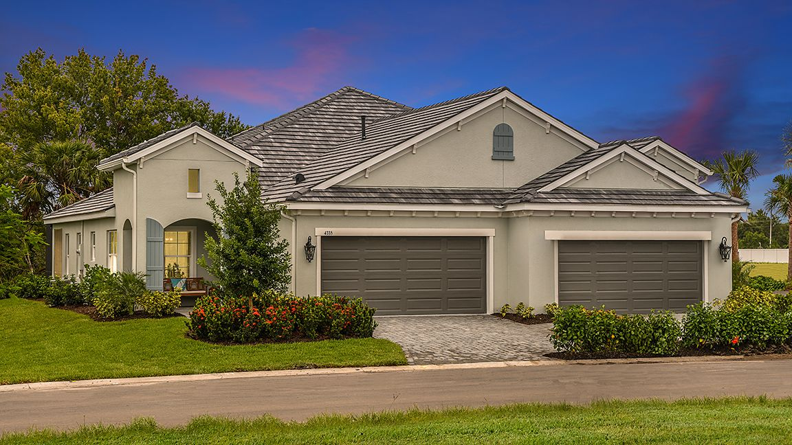 Exterior featured in the Crystal Sand By Neal Communities in Sarasota-Bradenton, FL