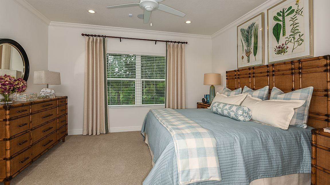 Bedroom featured in the Crystal Sand By Neal Communities in Sarasota-Bradenton, FL