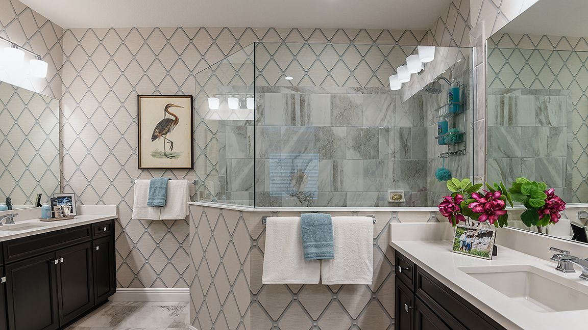 Bathroom featured in the Crystal Sand By Neal Communities in Sarasota-Bradenton, FL