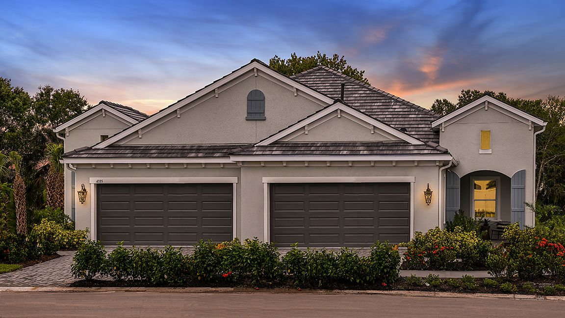 Exterior featured in the Tidewater By Neal Communities in Sarasota-Bradenton, FL