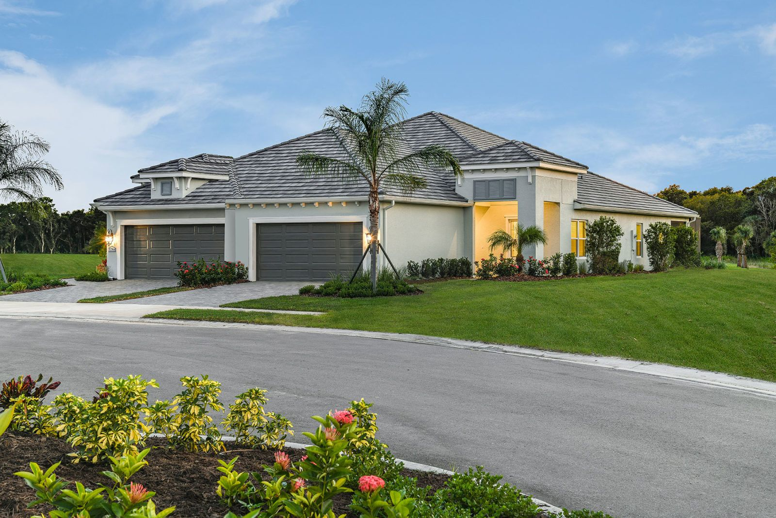 Exterior featured in the Tidewinds By Neal Communities in Sarasota-Bradenton, FL