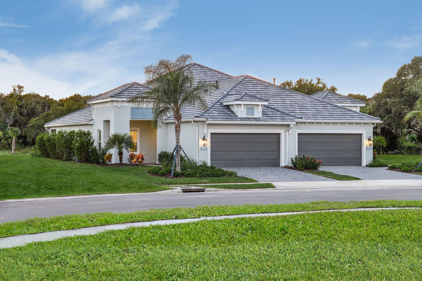 Exterior featured in the Sandcastle By Neal Communities in Sarasota-Bradenton, FL