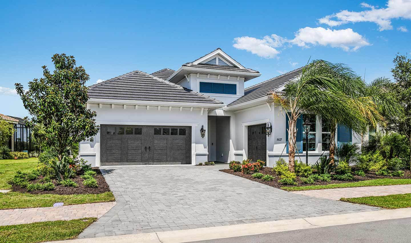 'Country Club East - Collingtree' by Neal Signature Homes in Sarasota-Bradenton