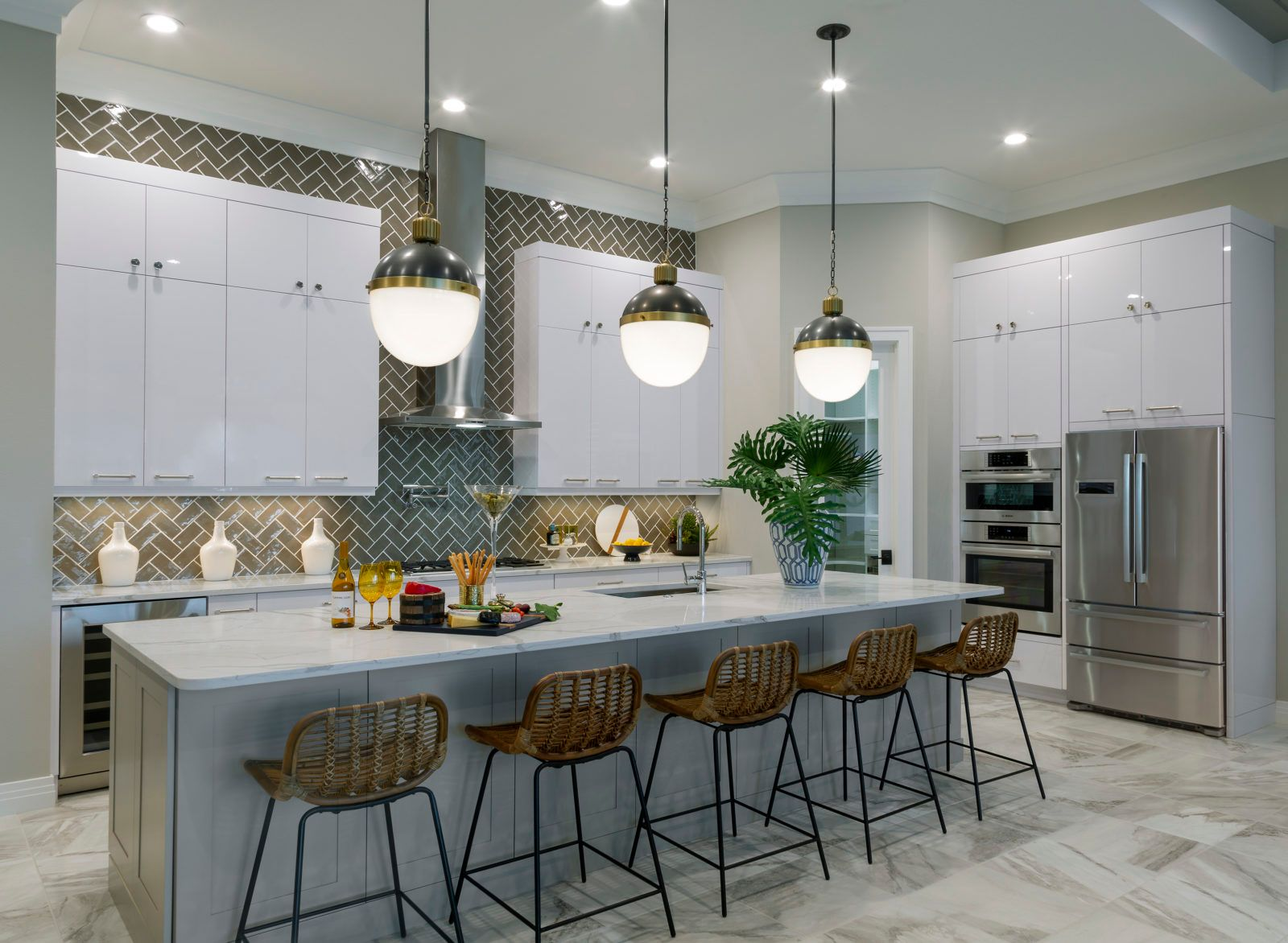 Kitchen featured in the Carlotta By Neal Signature Homes in Sarasota-Bradenton, FL