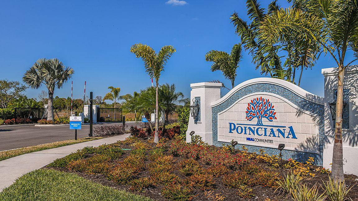 'Poinciana' by Neal Communities in Sarasota-Bradenton