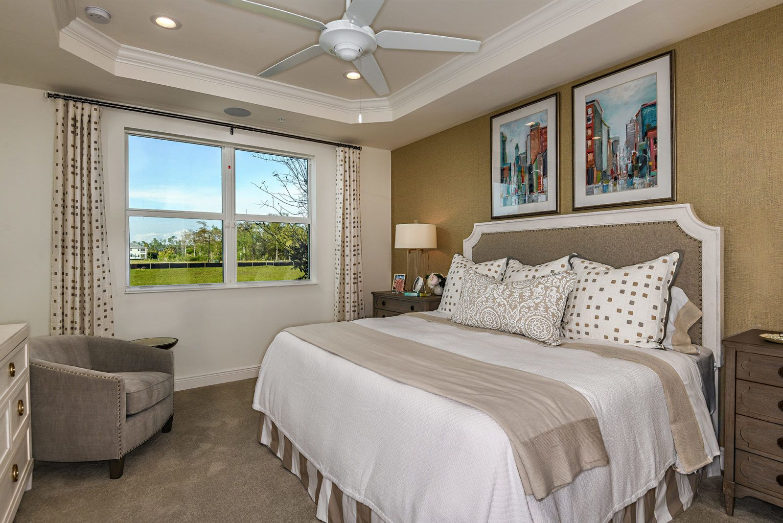 Bedroom featured in the Kendal By Neal Communities in Naples, FL