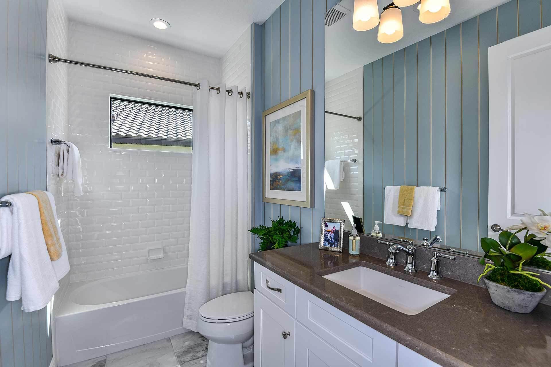 Bathroom featured in the White Star By Neal Communities in Sarasota-Bradenton, FL
