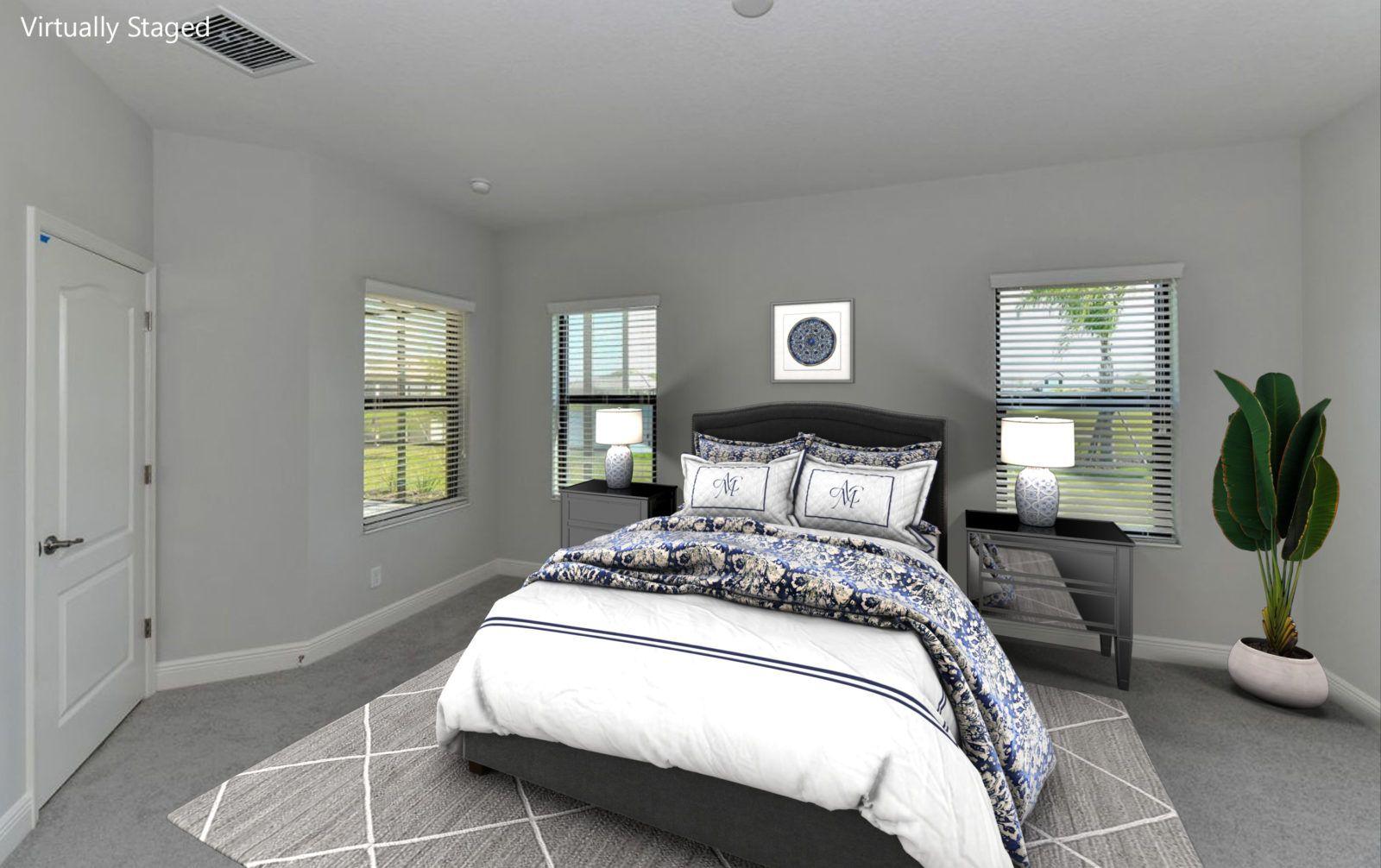 Bedroom featured in the Patriot By Neal Communities in Sarasota-Bradenton, FL