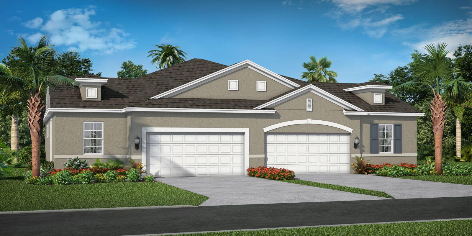 Exterior featured in the Cypress By Neal Communities in Punta Gorda, FL