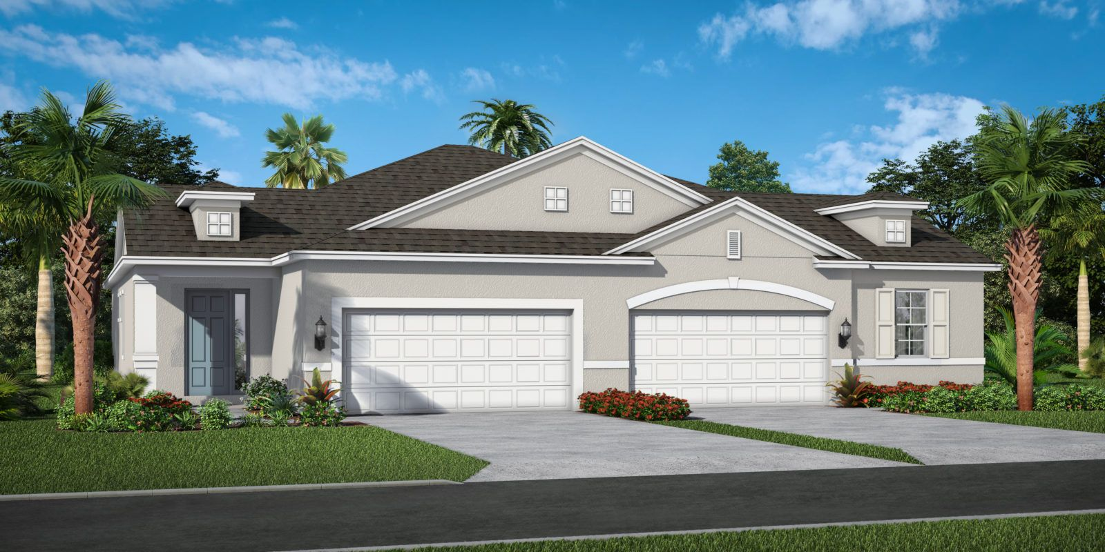 Exterior featured in the Augusta By Neal Communities in Punta Gorda, FL