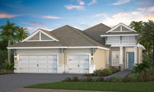 Montecito - Country Club East - Collingtree: Lakewood Ranch, Florida - Neal Signature Homes