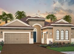 Carlotta - Country Club East - Collingtree: Lakewood Ranch, Florida - Neal Signature Homes