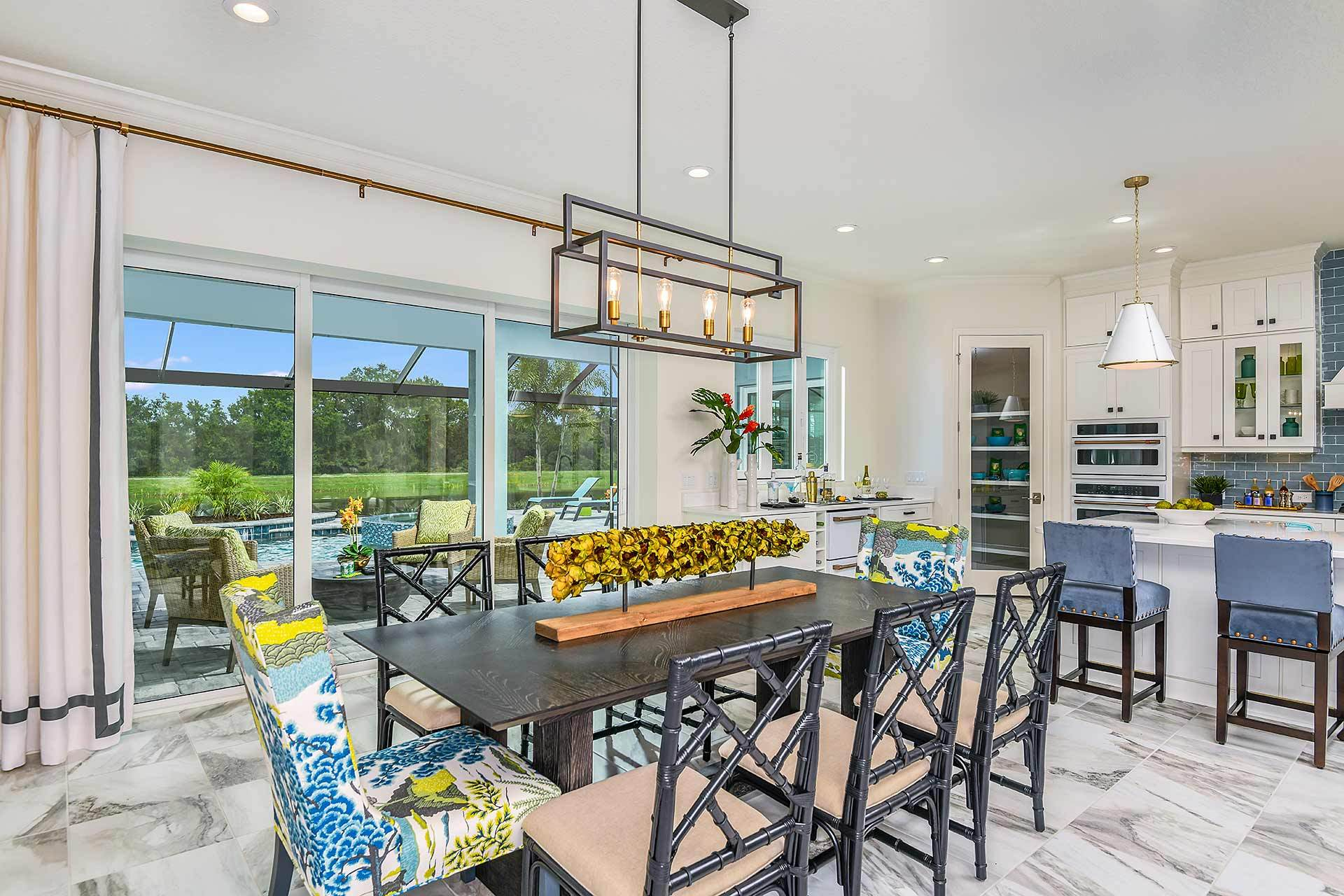 Living Area featured in the Savannah 2 By Neal Communities in Sarasota-Bradenton, FL