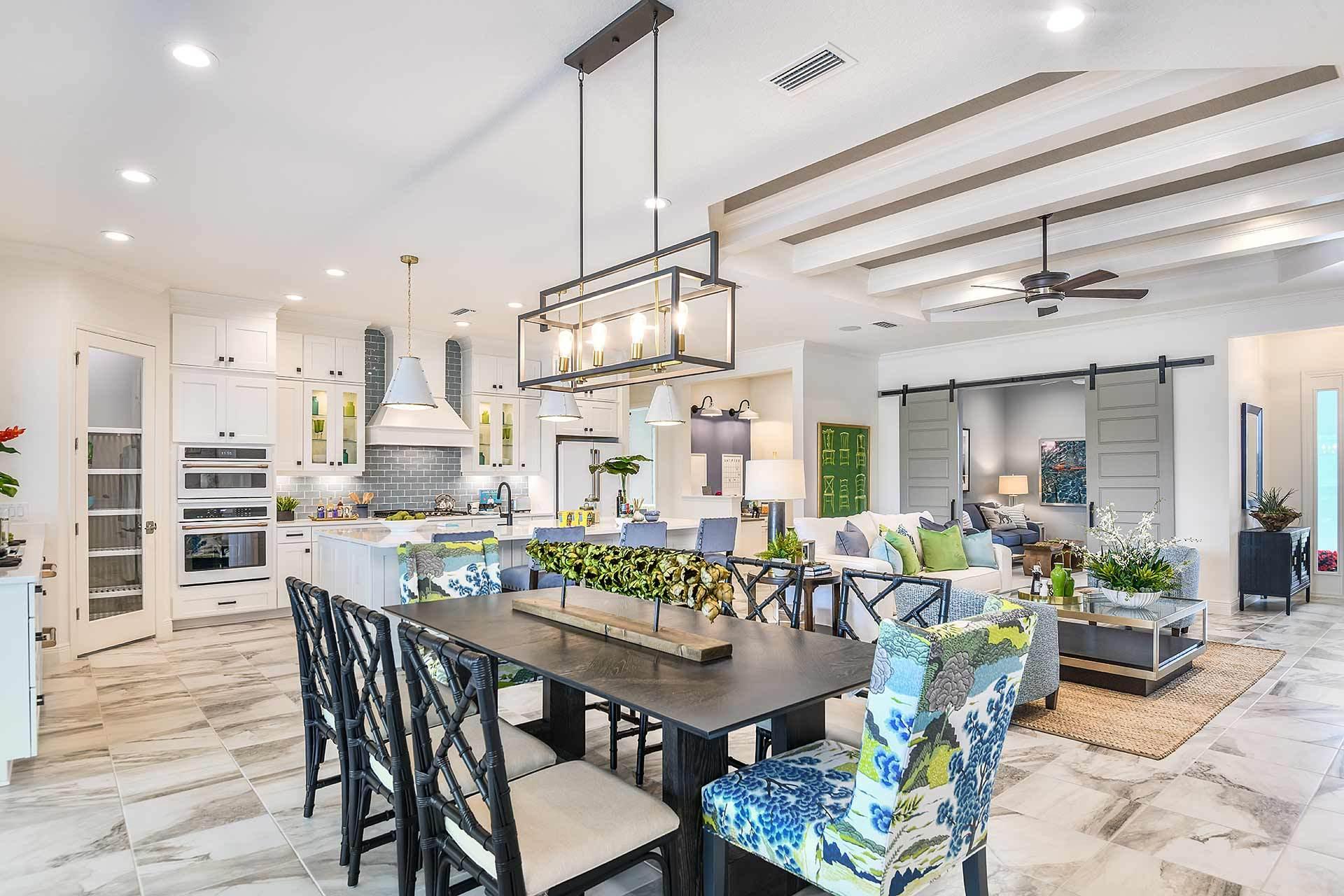 Kitchen featured in the Savannah 2 By Neal Communities in Sarasota-Bradenton, FL