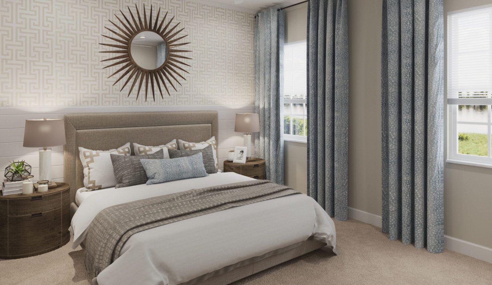 Bedroom featured in the Augusta By Neal Communities in Punta Gorda, FL