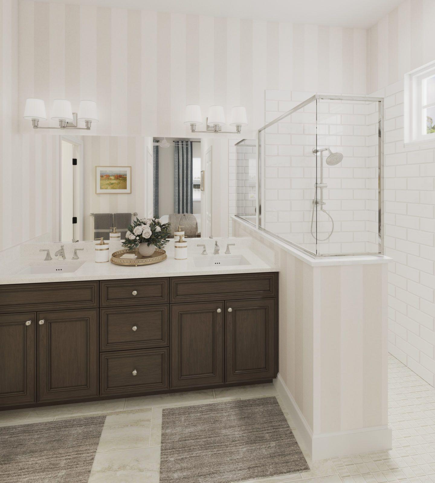 Bathroom featured in the Augusta By Neal Communities in Punta Gorda, FL