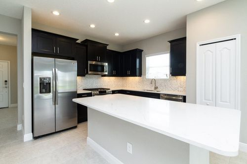 Kitchen-in-Crystal Sand-at-FishHawk Ranch Sagewood-in-Lithia