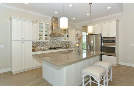 Kitchen-in-Entrare-at-Country Club East - The Highlands-in-Lakewood Ranch