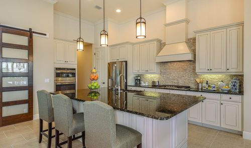 Kitchen-in-Montecito-at-Country Club East - The Highlands-in-Lakewood Ranch