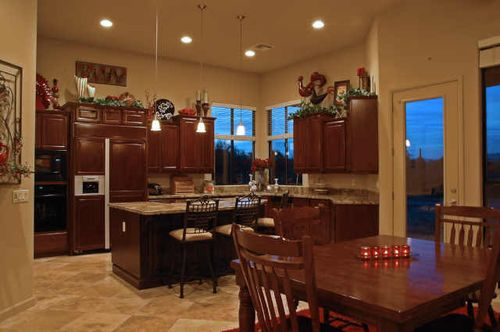 Kitchen-in-Shover-at-Neidhart Enterprises, Inc. - Build On Your Lot - Valley Wide-in-Chandler