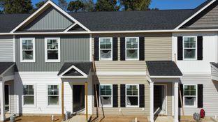 Sunnyside - Woodberry Forest: Selma, North Carolina - New Home Inc