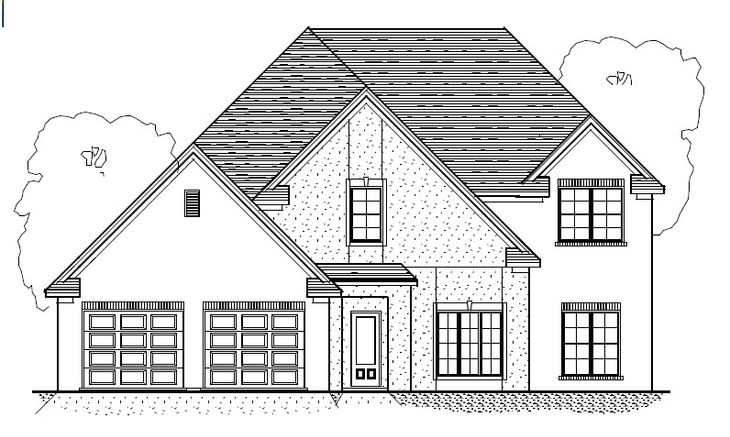 The Chastain Elevation