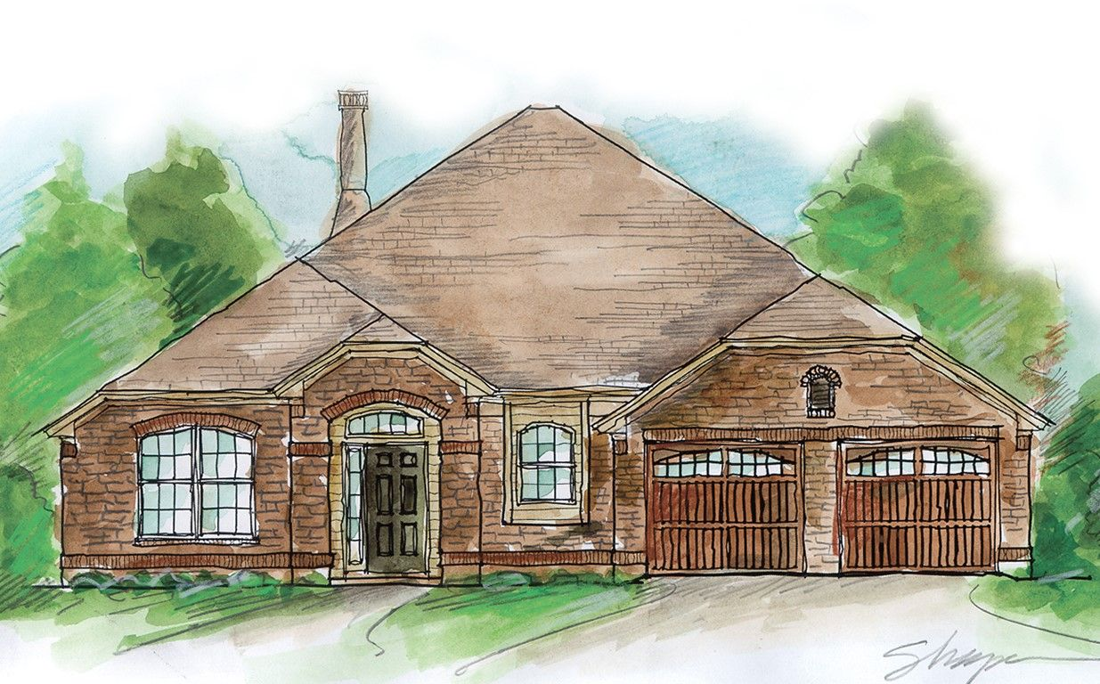 Exterior featured in The Allegheny III By New Park - Jim Wilson & Assoc. in Montgomery, AL