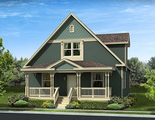 Heritage - Solaris Collection At Stapleton: Denver, Colorado - New Town Builders LLC