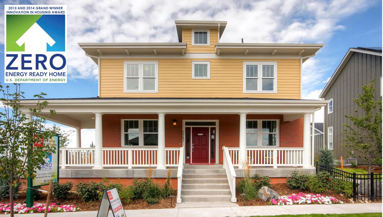 Hyland village in westminster co by thrive home builders for Zero footprint homes