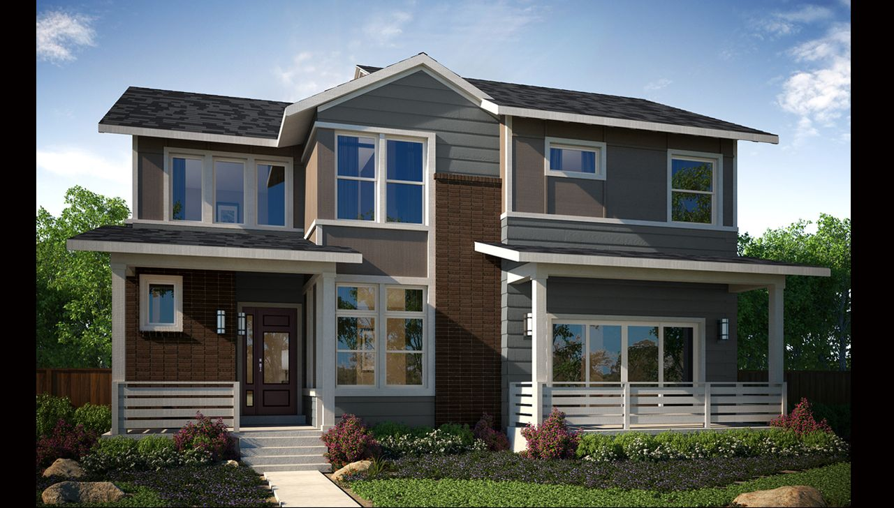 New homes for sale in denver colorado zen 2 0 collection for Stapleton builders