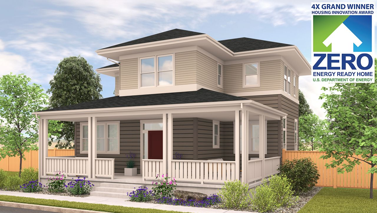 Vita collection at stapleton in denver co by thrive home for Thrive homes denver