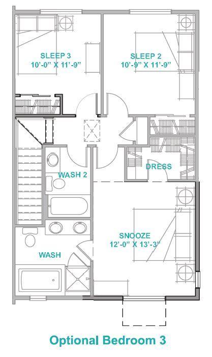 Optional Bedroom 3