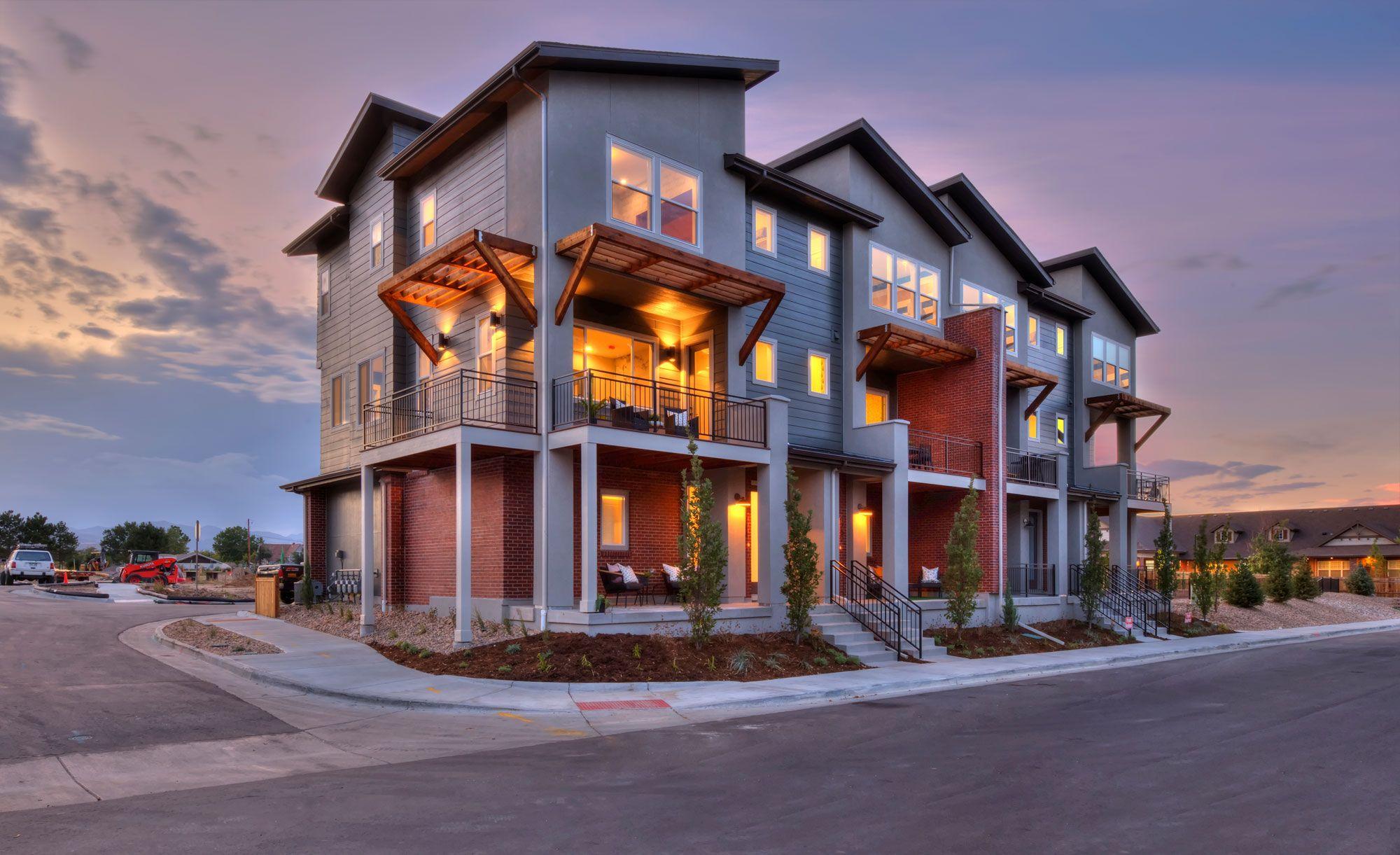 'WestRidge' by Thrive Home Builders in Denver