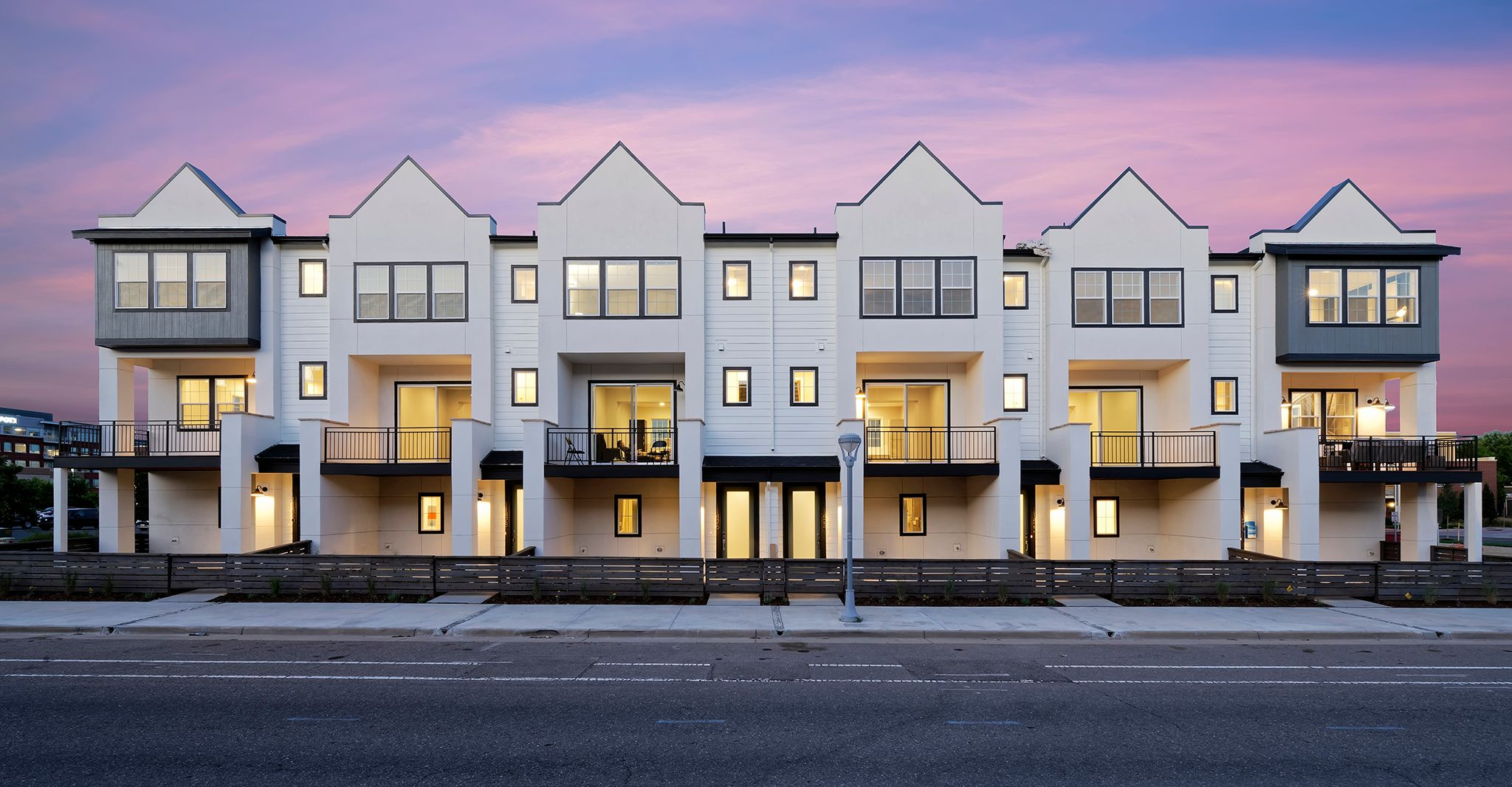 'Arista' by Thrive Home Builders in Denver