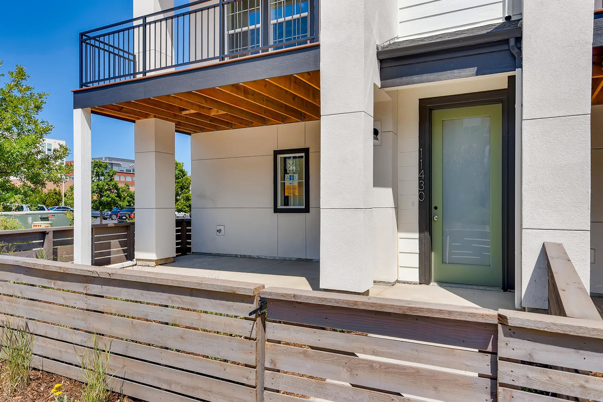 Exterior featured in the Marquee By Thrive Home Builders in Denver, CO