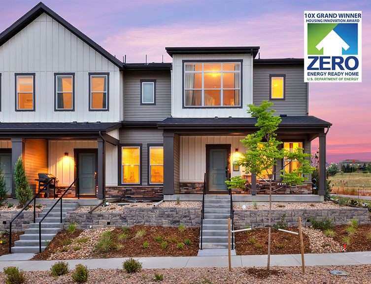 'Downtown Superior' by Thrive Home Builders in Boulder-Longmont