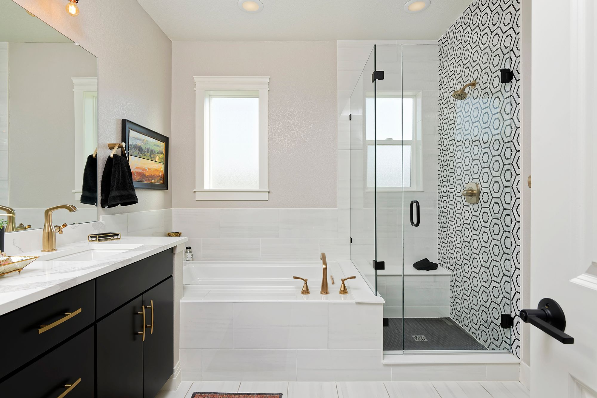 Bathroom featured in the Insight By Thrive Home Builders in Boulder-Longmont, CO