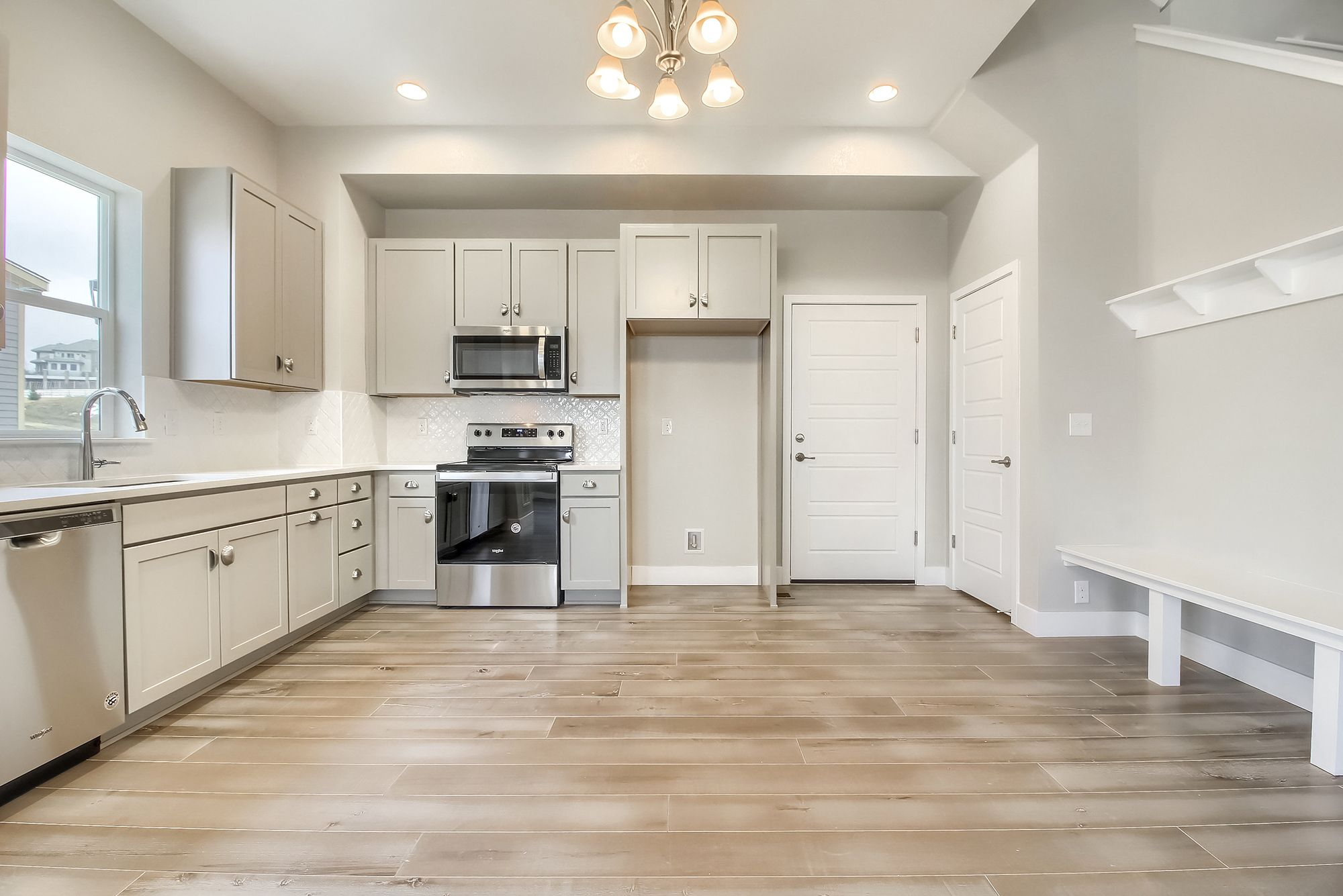 Kitchen featured in the Affinity By Thrive Home Builders in Boulder-Longmont, CO