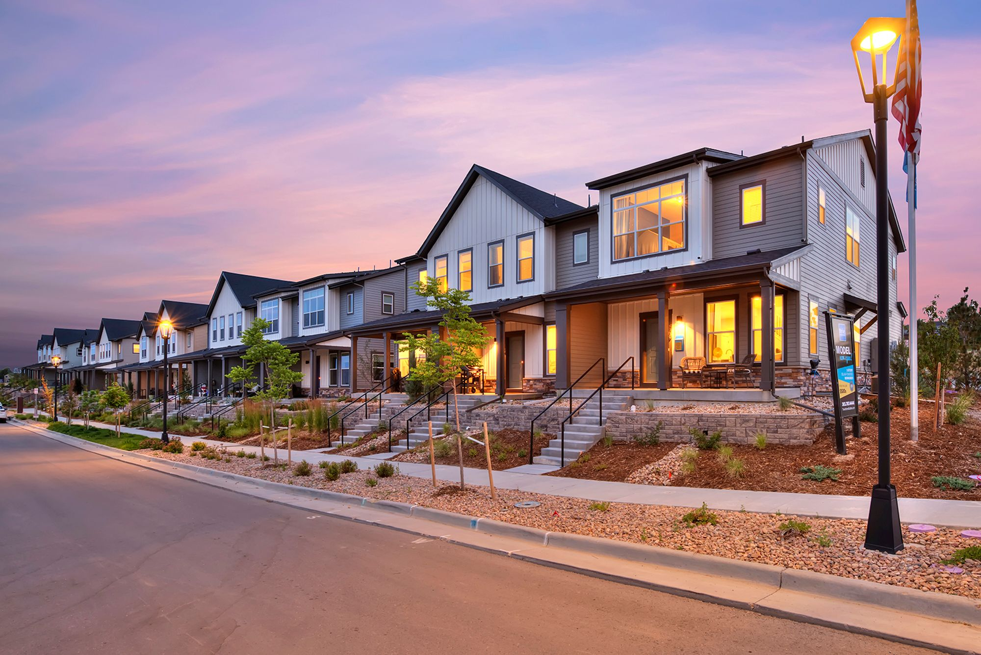 Exterior featured in the Vitality By Thrive Home Builders in Boulder-Longmont, CO