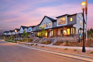 Vitality - Downtown Superior: Superior, Colorado - Thrive Home Builders