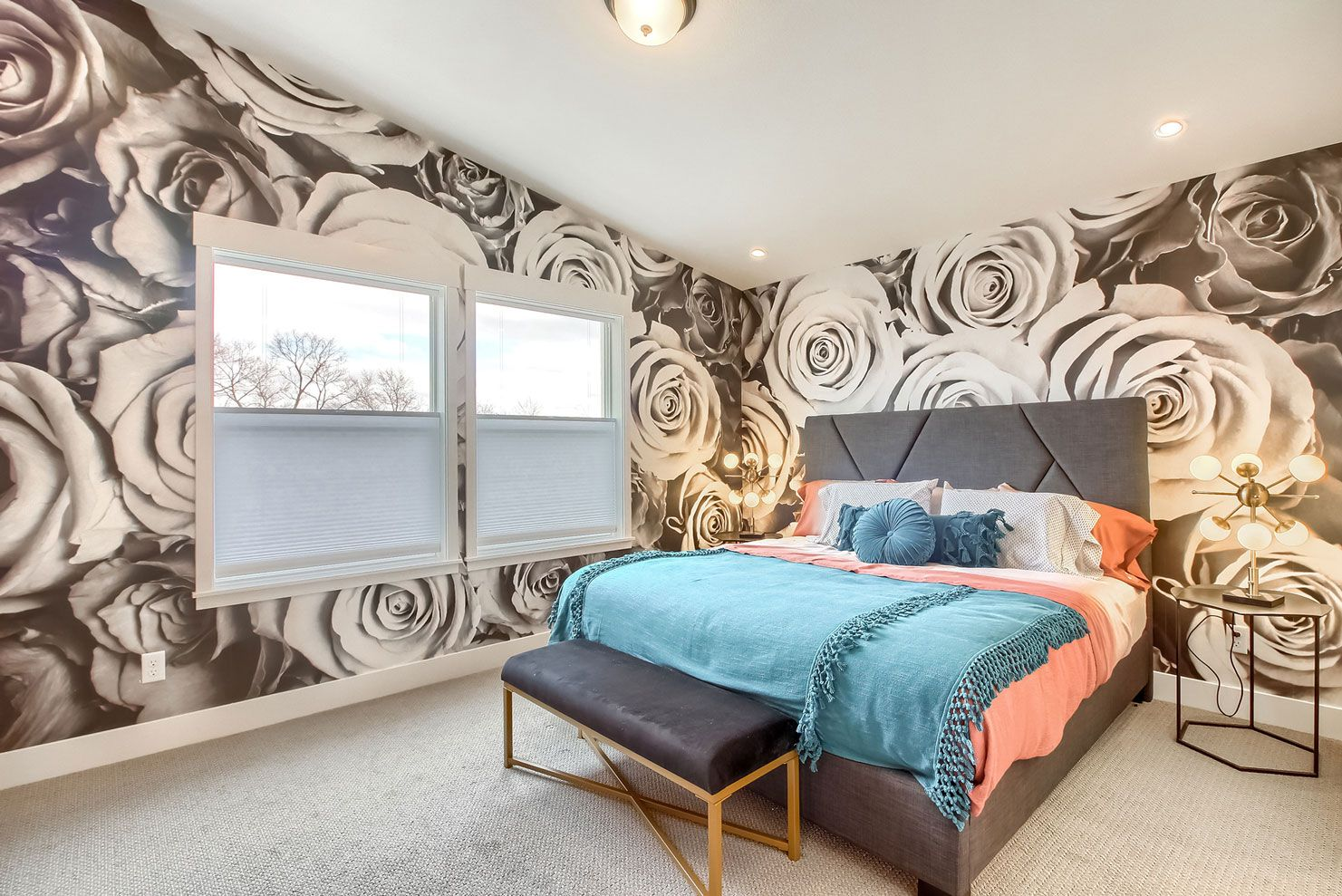 Bedroom featured in the Simms By Thrive Home Builders in Denver, CO