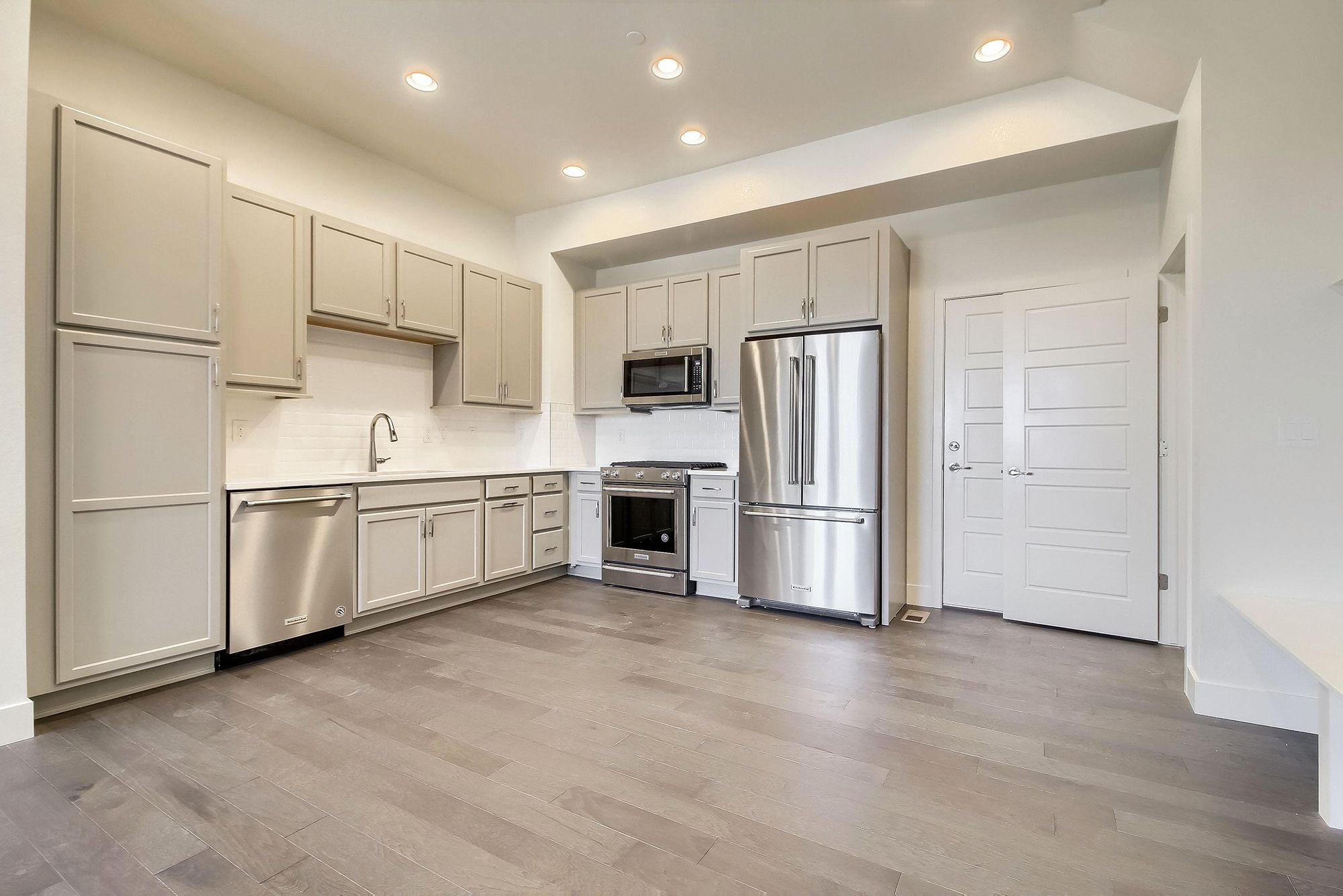 Kitchen featured in the Vitality By Thrive Home Builders in Boulder-Longmont, CO