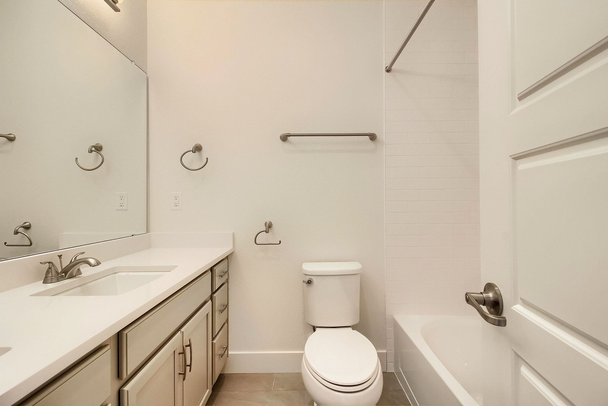 Bathroom featured in the Vitality By Thrive Home Builders in Boulder-Longmont, CO