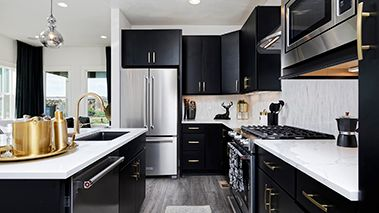 Kitchen featured in the Insight By Thrive Home Builders in Boulder-Longmont, CO