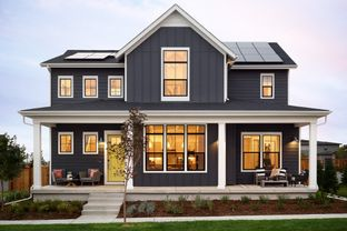 Revive - Vitality Collection: Denver, Colorado - Thrive Home Builders