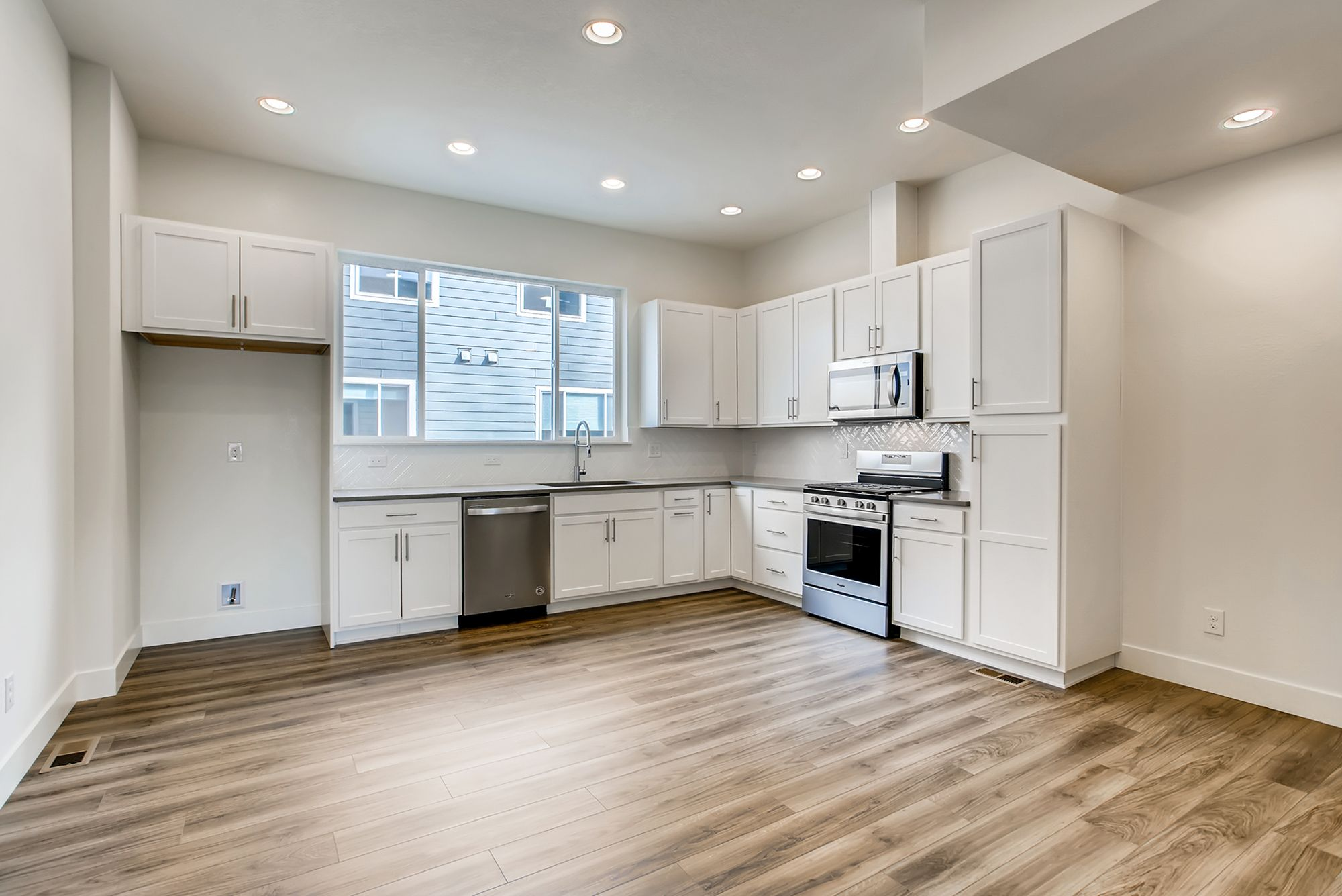 Kitchen featured in the Garland By Thrive Home Builders in Denver, CO