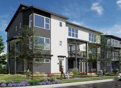 Oasis - DoMore Rows: Broomfield, Colorado - Thrive Home Builders